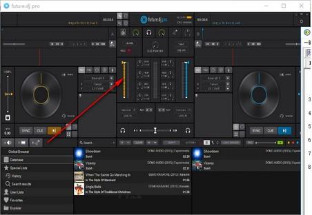 future.dj pro(混音软件)