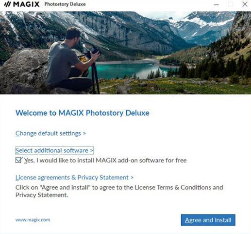 MAGIX Photostory Deluxe 2021无限制免费版